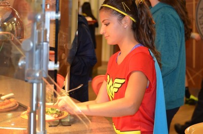 McLaughlin Dining Facility a Hit with Students