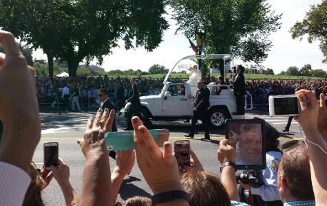 Fr. John Grace Shares Experience of Papal Visit