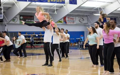 Siena Snapshots: Women's Dance Team