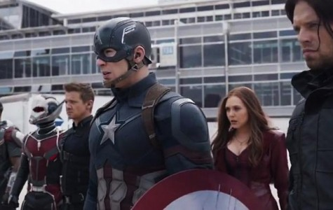 Spectra Film Review: CAPTAIN AMERICA: CIVIL WAR