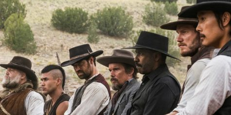 Spectra Film Review: THE MAGNIFICENT SEVEN