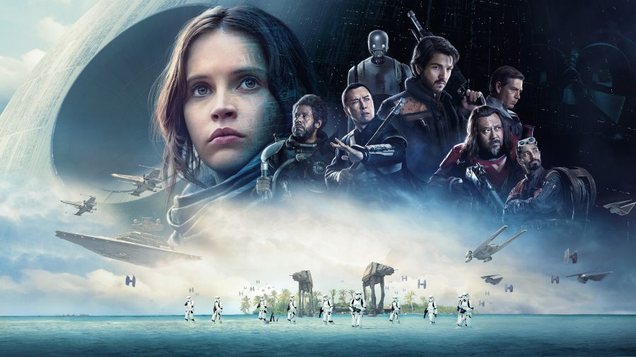 Spectra Film Review: ROGUE ONE: A STAR WARS STORY