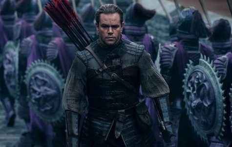Spectra Film Review: THE GREAT WALL