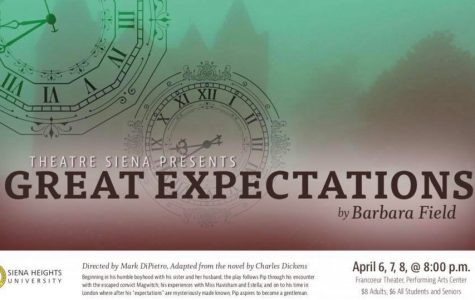 Theatre Siena Preview: GREAT EXPECTATIONS