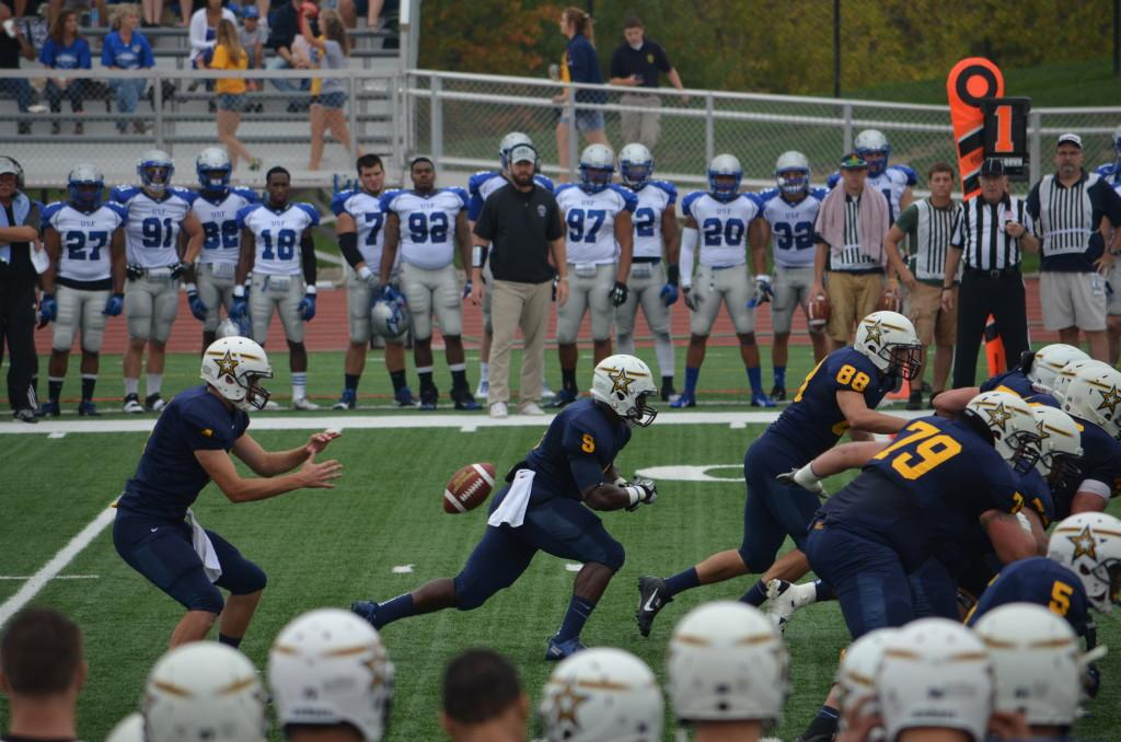 Spring Football Concludes with April 13 Spring Game