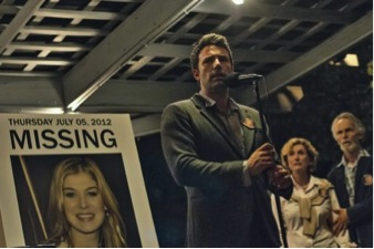 """More like a cardiovascular exercise, """"Gone Girl"""" truly shows the immense talent of director, David Fincher. His latest, has terrific rhythm, tone and some edgy subtext. Expect many surprises, and some of the best performances of the year."""