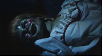 """""""Annabelle"""" is all hype and not much else. If only the script could broaden some horizons and actually inflict more than a slew of typical sluctz that horror is succombing too. I expected better."""