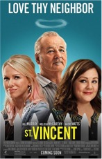 """""""St Vincent"""" is heavily saved from a basic premise by the likes of Bill Murray, Melissa McCarthy and newcomer Jonathan Leberher."""