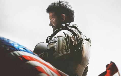 Bradley Cooper, star of the film American Sniper (2015).