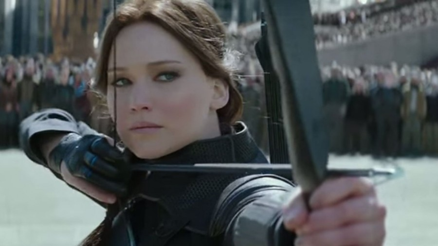 Directed By: Francis Lawrence - PG13 - 147 mins - Release Date: November 20th - Lionsgate