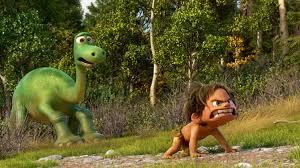 Directed By Peter Sohn - PG - 100 mins - Disney/Pixar - Release Date: November 25th 2015 - Family/Animated