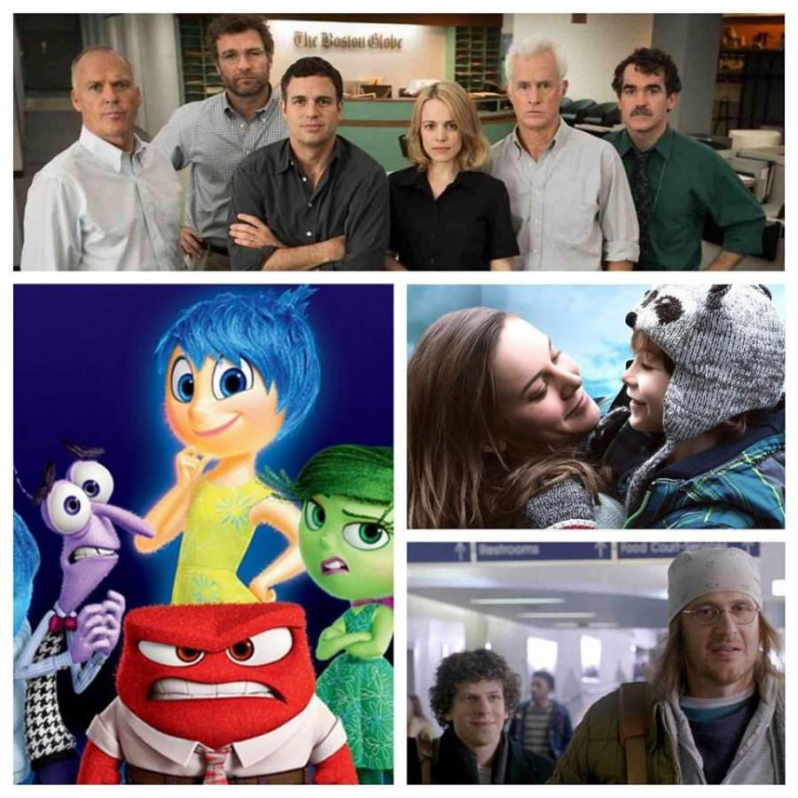 Inside Out, Spotlight, The End Of The Tour are among the best films of 2015