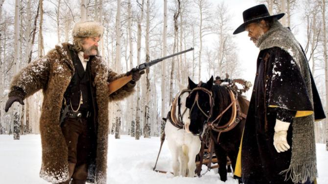 Directed By: Quentin Tarantino - R - 169 Mins - Weinstein Company - Release Date: Dec 31st 2015 - Western/Action