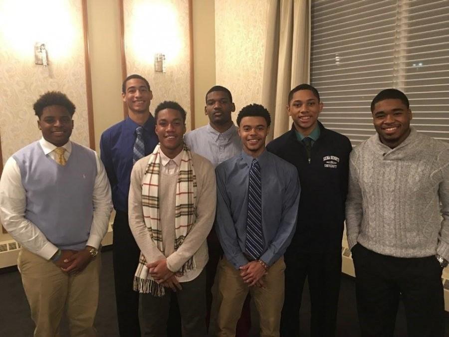Student Organization Spotlight: Men of Distinction and Sisterhood of Saints