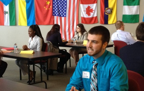 Speed Interviewing Put SHU Students on the Career Fast Track