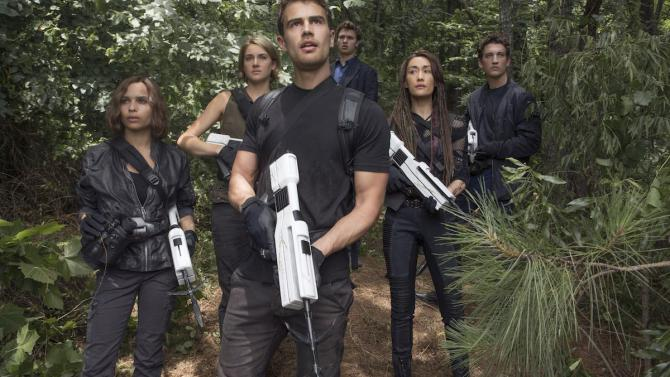 Allegiant was released March 18th 2016 was rated PG13 for intense violence and action, thematic elements, and some partial nudity, is distributed by Summit Entertainment and directed by Robert Schwentke.