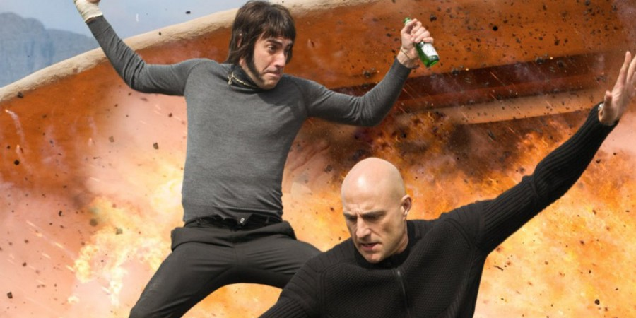 The Brothers Grimsby is Rated R for strong crude sexual content, graphic nudity, violence, language and some drug use. Is Directed By Louis Leterrier, distributed by Sony Pictures and will be released March 11th 2016.
