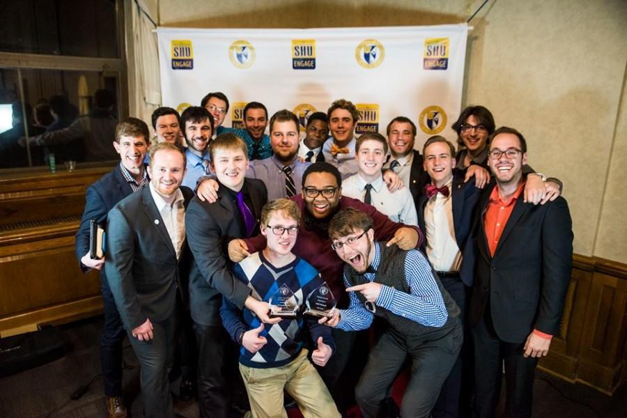 "Student Leadership Awards 2015-16 ""Inspiring"" and ""Motivating"""