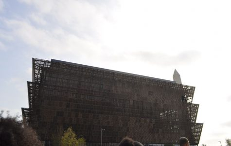 Getting Proximate: A Visit to the New National Museum of African American History and Culture