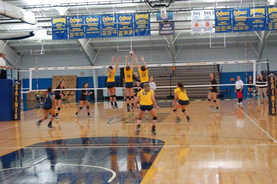 SHU Volleyball Off to Good Start