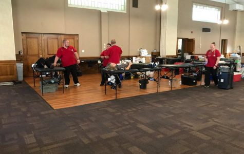 PHOTOS: Red Cross Blood Drive