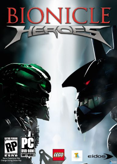 REVIEW: Bionicle Heroes