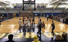 Siena Snapshots: Basketball Against Lourdes