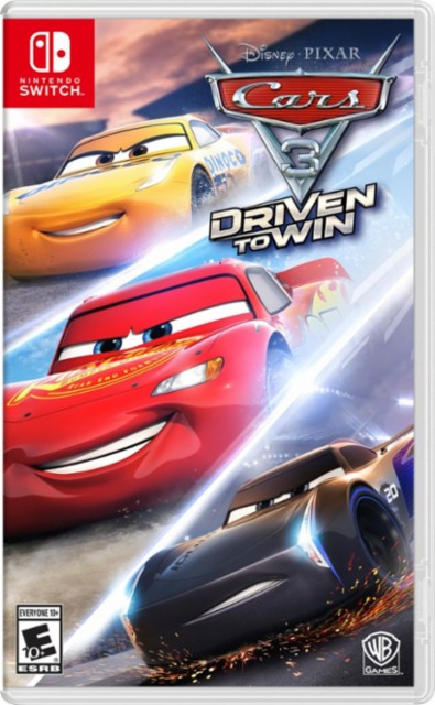 REVIEW%3A+Cars+3+Driven+to+Win%3A+The+Follow+Up+to+the+Movie+Review