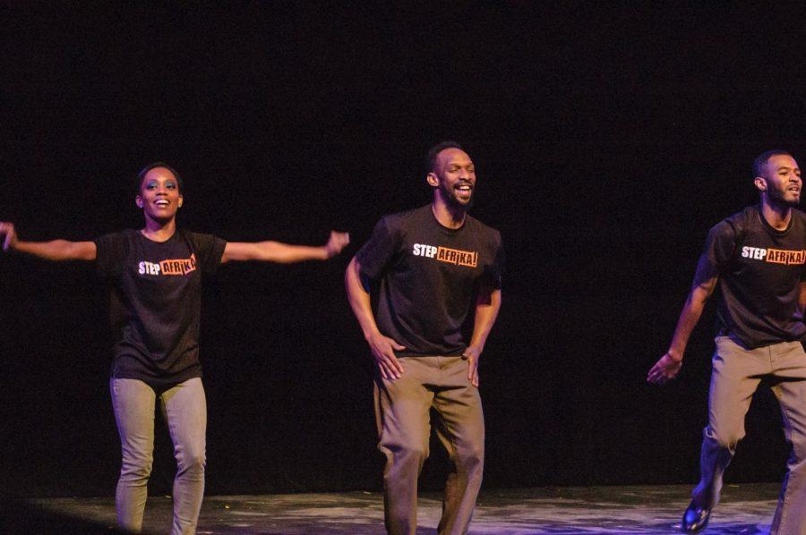 Siena Snapshots: Step Afrika