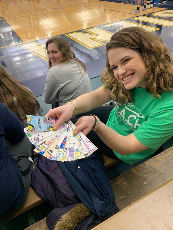 Siena Snapshot: TEACH Fundraiser