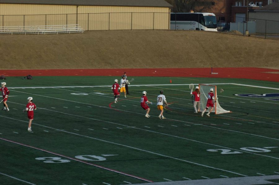 Siena Snapshot: Men's Lacrosse vs. Aquinas
