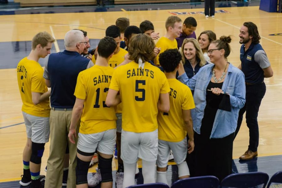 Siena Snapshot: Men's Volleyball