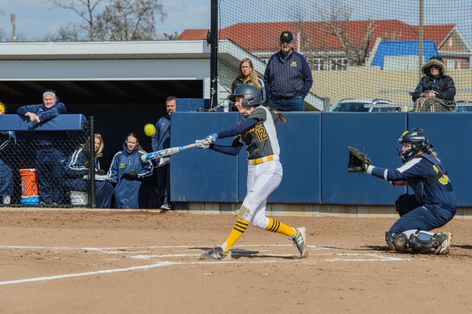 Siena Snapshot: Softball vs  Michigan-Dearborn – Spectra