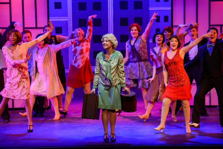 Siena Snapshot: Thoroughly Modern Millie