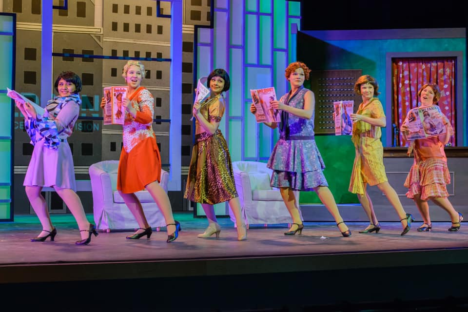 Siena Snapshot: Thoroughly Modern Millie – Spectra