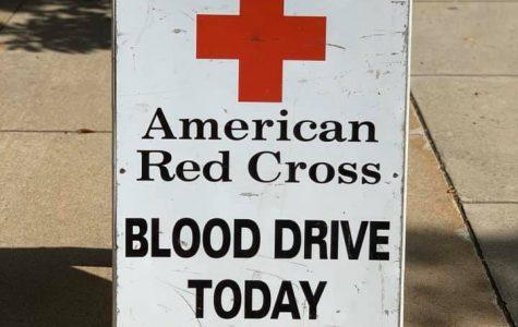 Siena Snapshot: Red Cross Blood Drive