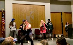 Lip Sync Battle Highlight of Homecoming Week