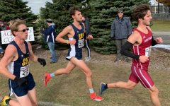 Saints CC Compete at WHAC Championships