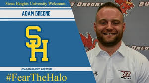 Meet New Wrestling Coach Adam Greene