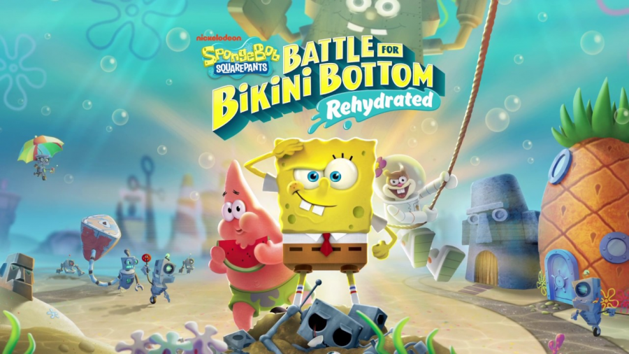 REVIEW%3A+Spongebob+Squarepants%3A+Battle+for+Bikini+Bottom+Rehydrated