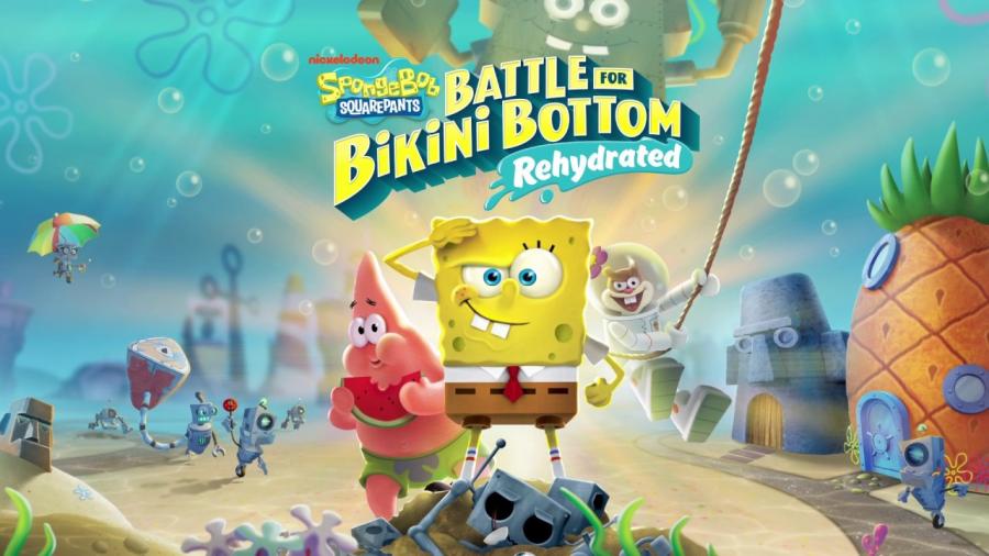 REVIEW: Spongebob Squarepants: Battle for Bikini Bottom Rehydrated