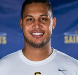 Oliveira Stands Tall for Siena Heights Soccer