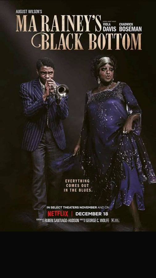 MOVIE REVIEW: Ma Rainey's Black Bottom