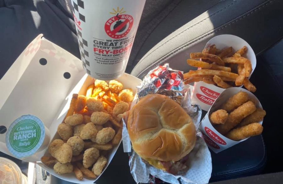 DELANEY'S DRIVE-THRU REVIEW: Rally's