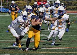 Siena Heights football versus Madonna