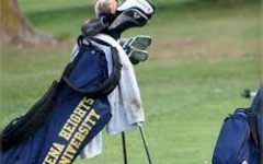 Siena Heights men's golf