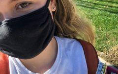 Mask up at SHU